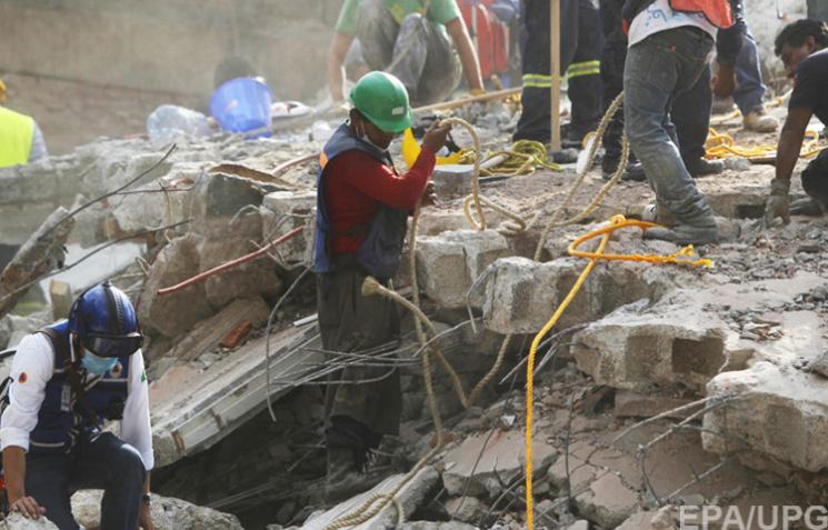 Страшний землетрус у Мексиці: більше 240 загиблих (ФОТОРЕПОРТАЖ)