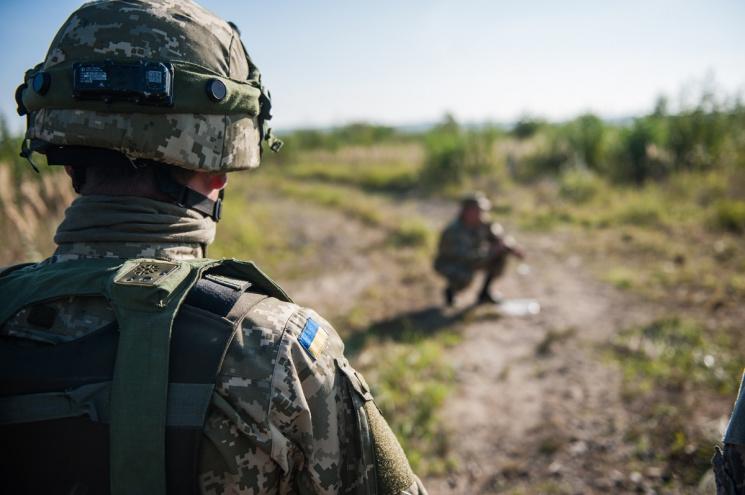 Обострение наДонбассе: силы АТО понесли новые потери