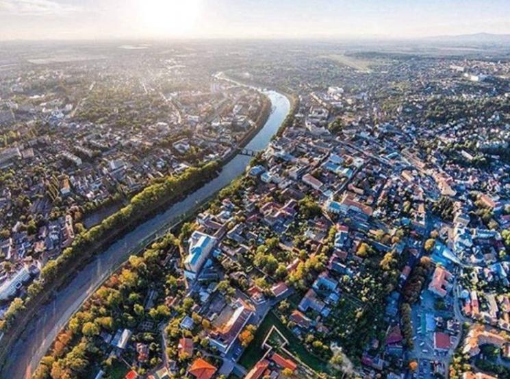 День Ужгорода: Як у місті планують перемогти ксенофобію