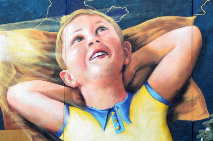 Вінницькі мурали: Як місто обростає сучасним вуличним мистецтвом