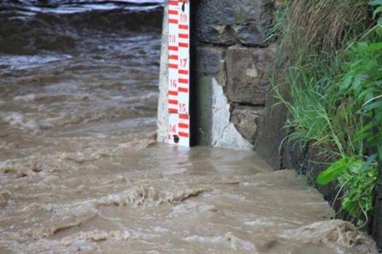 Жителів західних областей попередили про пiдйоми рiвнiв води у річках