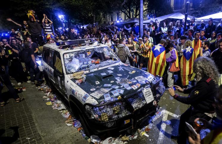 Каталонський референдум: Який план зриву придумала влада Іспанії