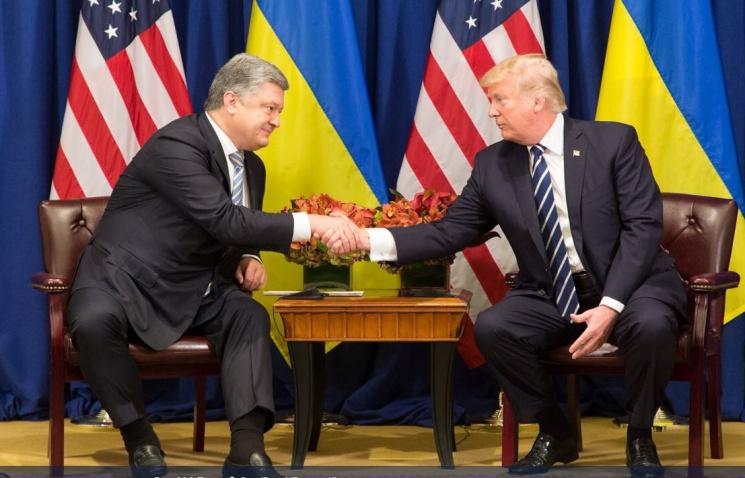 Зустріч Порошенко - Трамп. Чи звинуватять президента США в порохоботстві і яку летальну зброю отримає Україна