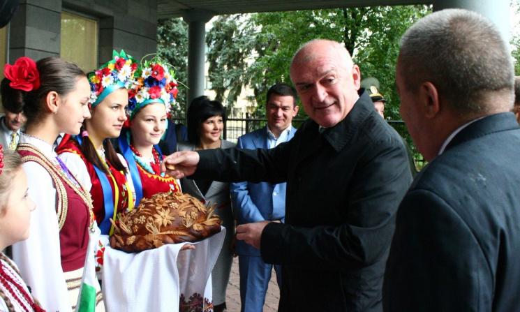 Запорожье встретило председателя болгарского парламента: Куда возили и что дарили (ФОТОРЕПОРТАЖ)