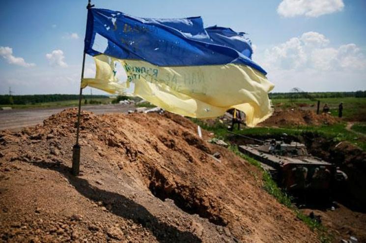 Волонтери розповіли про втрати в українських бійців на Донбасі