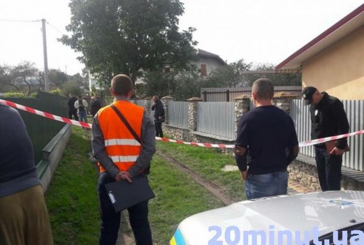 На Тернопольщине коп подорвался на гранате