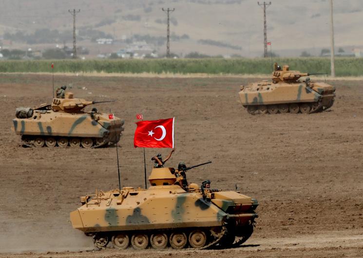 """Іракський Курдистан: Чи влаштує Ердоган курдам """"Щит Євфрату-2"""""""