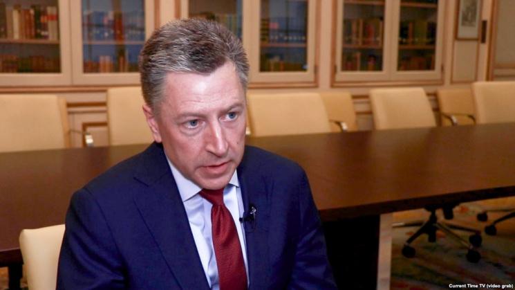 Росія готова донових переговорів щодо Донбасу,— Волкер