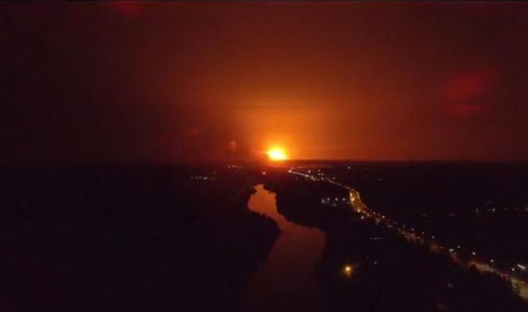 Пожежа на складах в Калинівці. Чому трагедія була неминучою