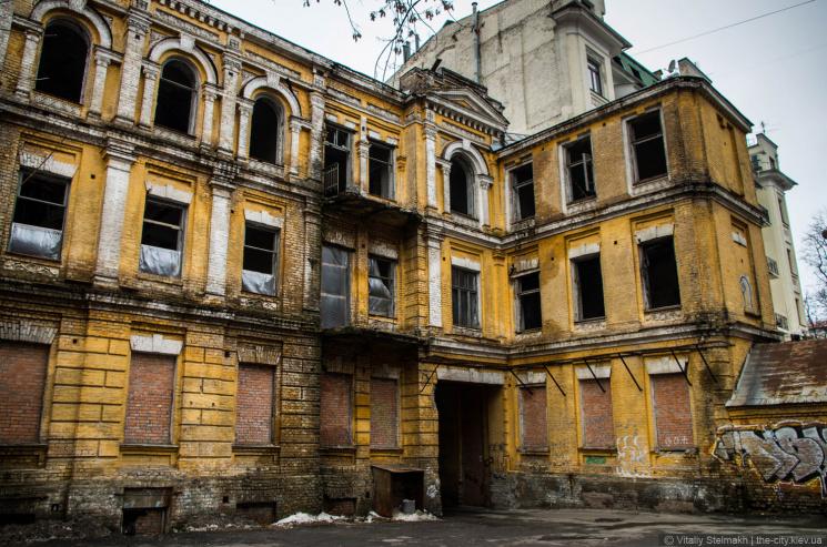 Легендарный дом Сикорского превратится в столичный музей (ФОТО)
