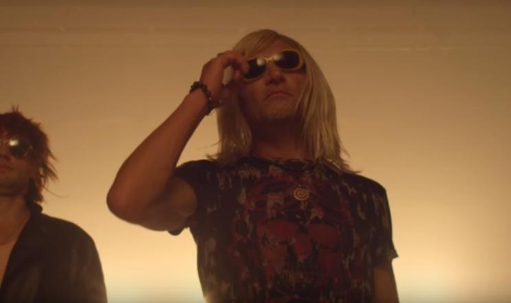 Скрипка в образі Курта Кобейна презентув…