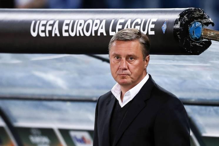 Чому Суркісу потрібно відхилити відставку Хацкевича