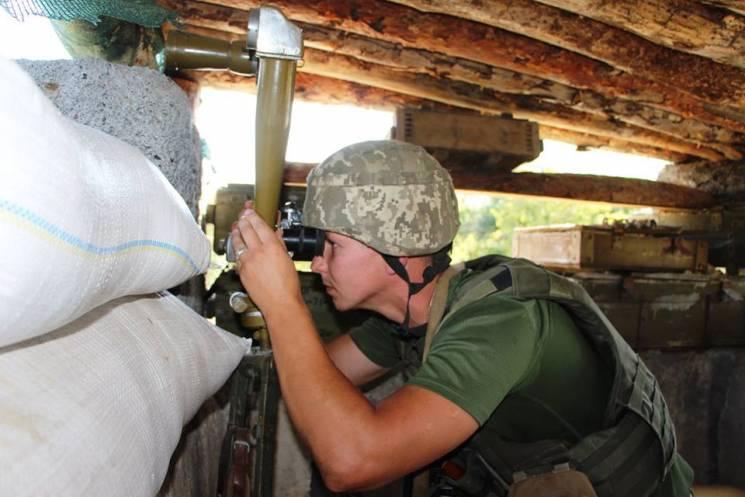 Війна на Донбасі: Якою була ООС у серпні…