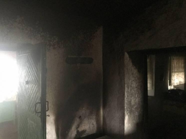 На Миколаївщині спалахнула домівка після…