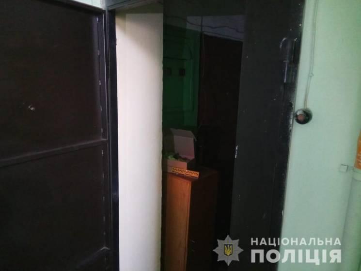 На Холодной Горе мужчина нашел гранату в…