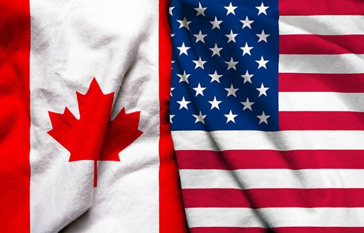 Столкновение США с Канадой: Когда Украин…
