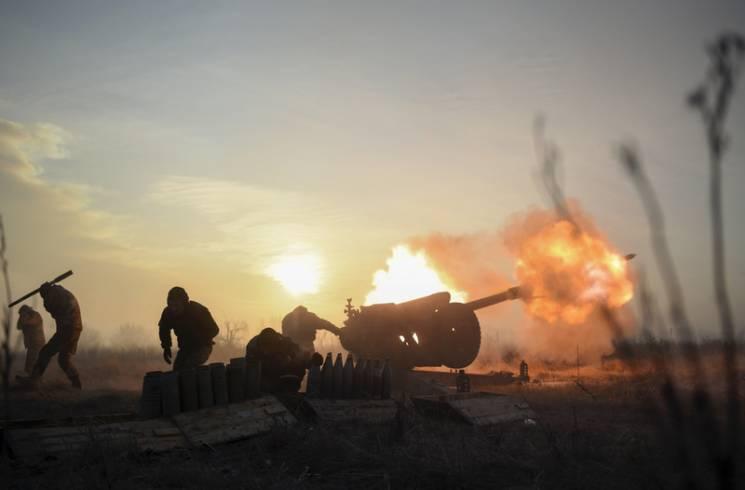 Бойовики на Донбасі знову застосували заборонене озброєння