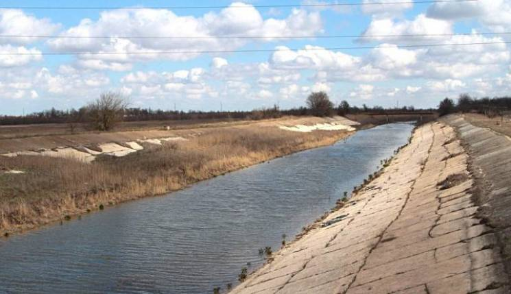 Україна не відновить постачання води до окупованого Криму