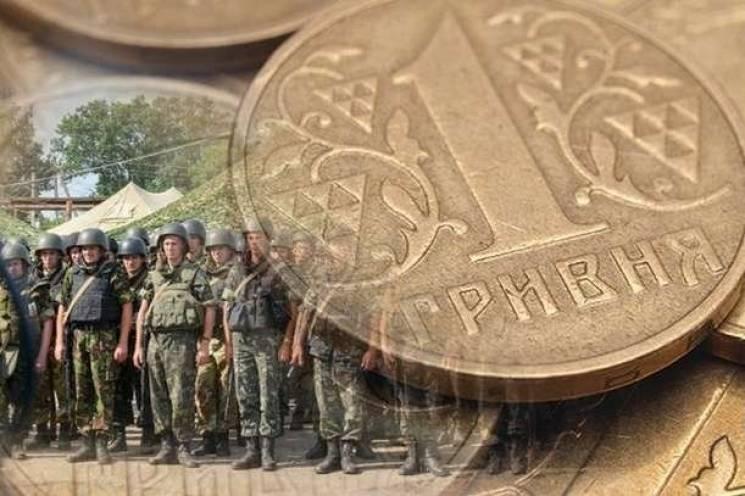 Жителі Тернопільщини віддали на армію майже 150 млн грн