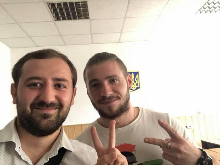 Задержанного АТОвца Ананьева освободили…