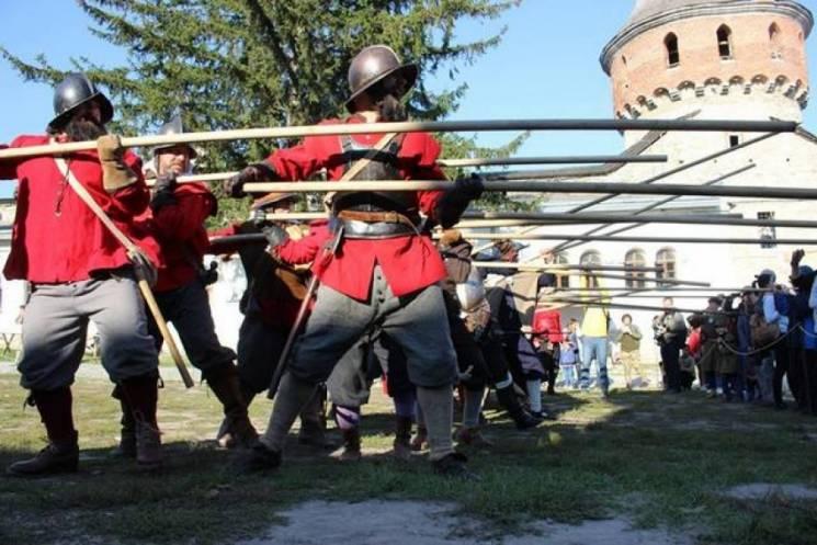 Замок Хмельниччини на час фестивалю перетворять на прикордонну фортецю середини XVII ст. (ПРОГРАМА)