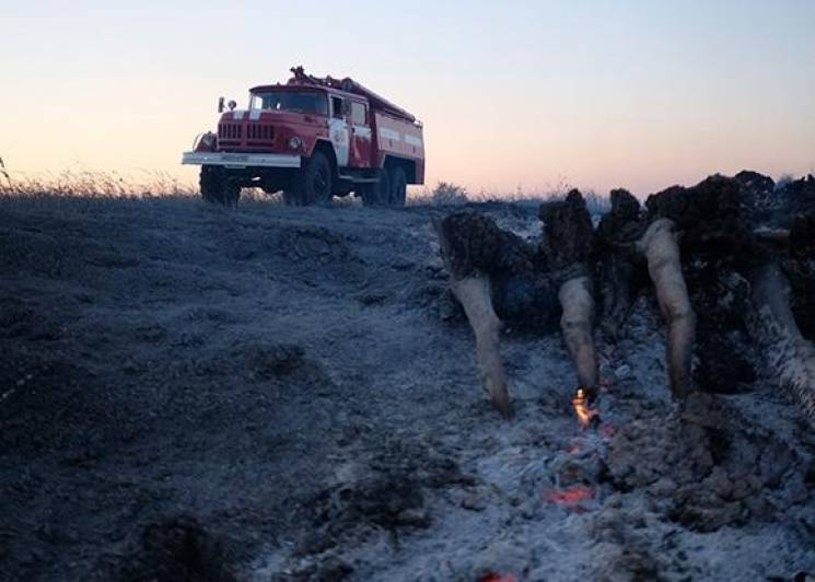 У Краснодарському краї до 15 вересня прогнозується висока пожежна небезпека