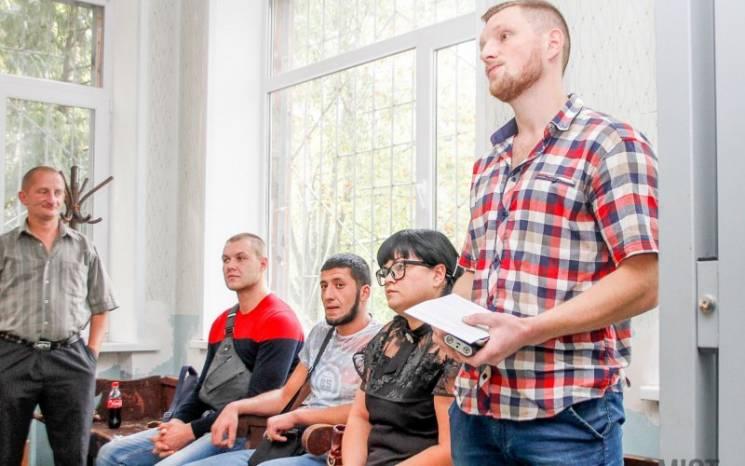 У Полтаві розпочався суд над кривдниками журналіста Ярослава Журавля