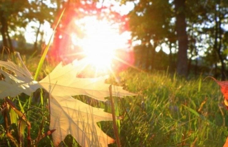 Закарпаття: Прогноз погоди на 14 вересня - майже спекотне Бабине літо