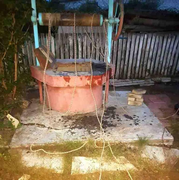 У селі на Вінниччині в криниці втопився літній чоловік