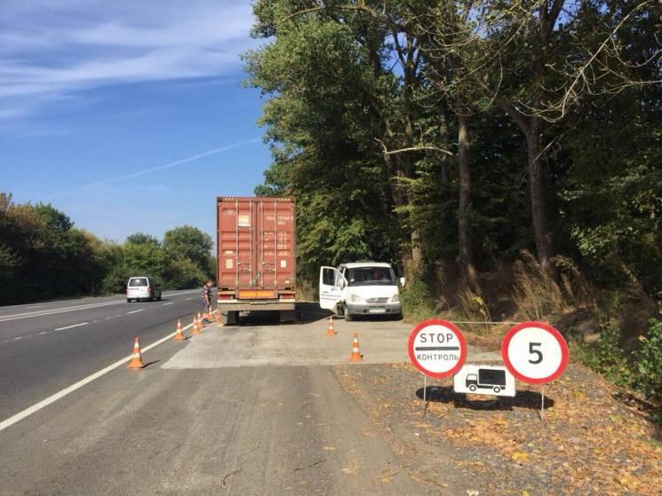 На Хмельниччині безвідповідальні водії продовжують псувати дороги (ФОТО)