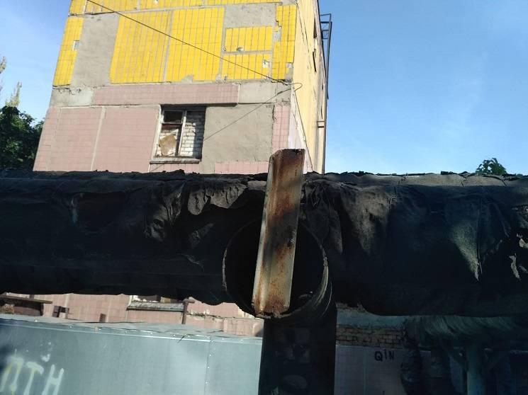 У Новомосковську двом десяткам будинків через борги не увімкнуть опалення (ФОТО)