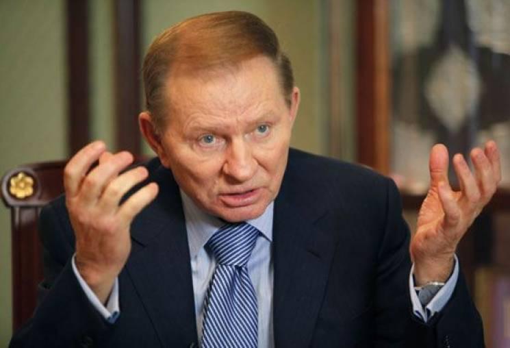 Кучма прогнозує, що на Донбасі ніякого обміну заручниками до виборів президента не буде