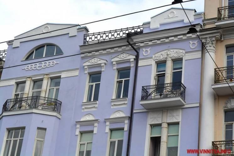 На реставрацію старого готелю в центрі Вінниці додали ще майже півмільйона (ФОТО)