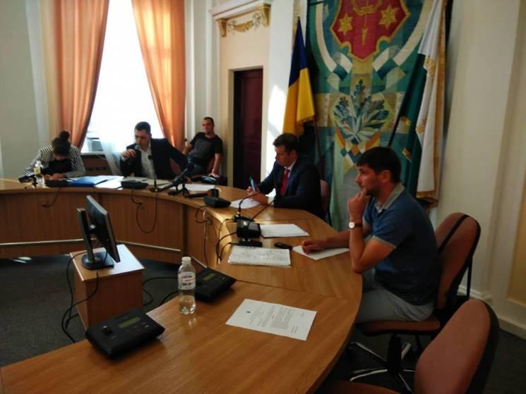 Депутати обирають нового секретаря Полтавської міськради, який замінить Мамая до виборів