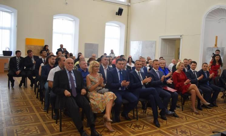 Міста-побратими та делегації з українських міст привітали Ужгород зі 1125-річчям