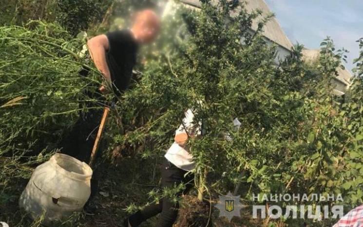У Сваляві поліція знайшла у будинку місцевих жителів кілька кілограмів марихуани та набої (ФОТО)