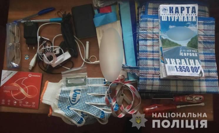 На Вінниччині затримали підозрюваного в крадіжках оргтехніки з сільрад