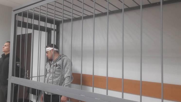 У Харкові посадили в СІЗО водія, який сп'яну задавив людей на зупинці (ФОТО)