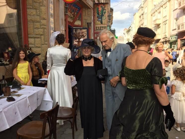 День Ужгорода: Феєрична минулость на теперішньому Корзо (ФОТО, ВІДЕО)