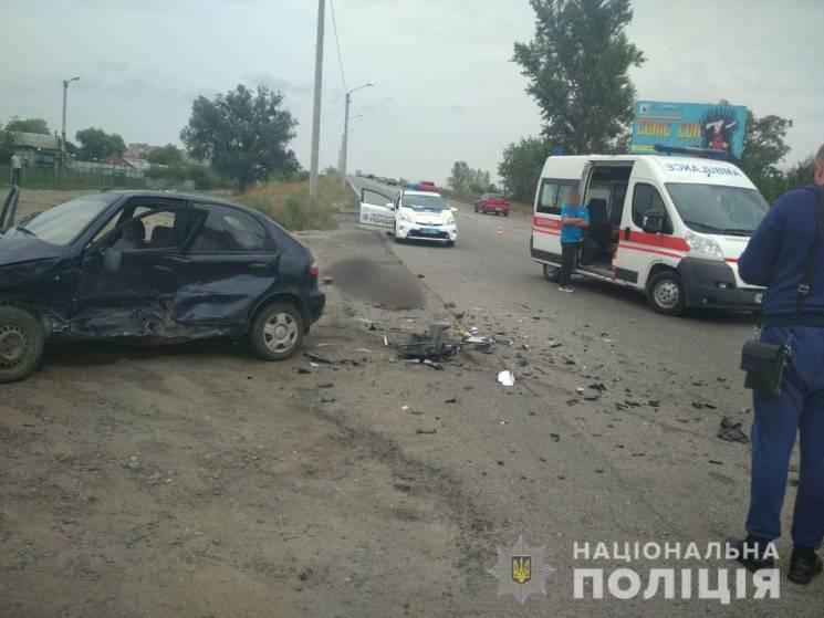 У ДТП в Харкові загинули дві людини (ФОТО)