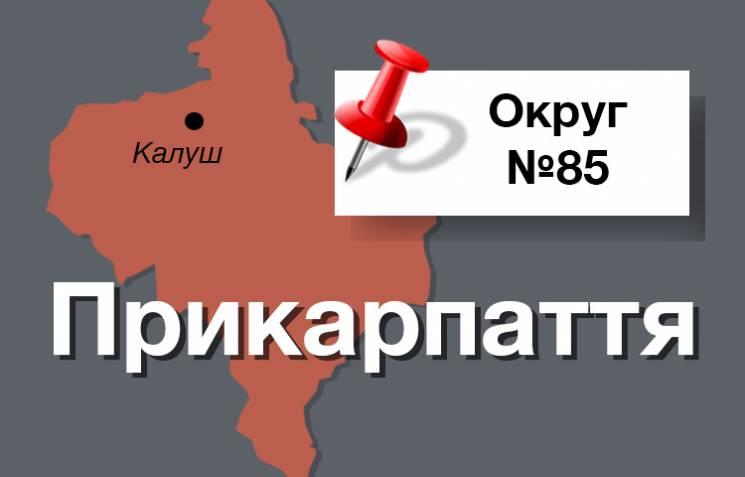 Округ №85: Як брат буковельця Шевченка відібрав у Насаликів округ на Прикарпатті