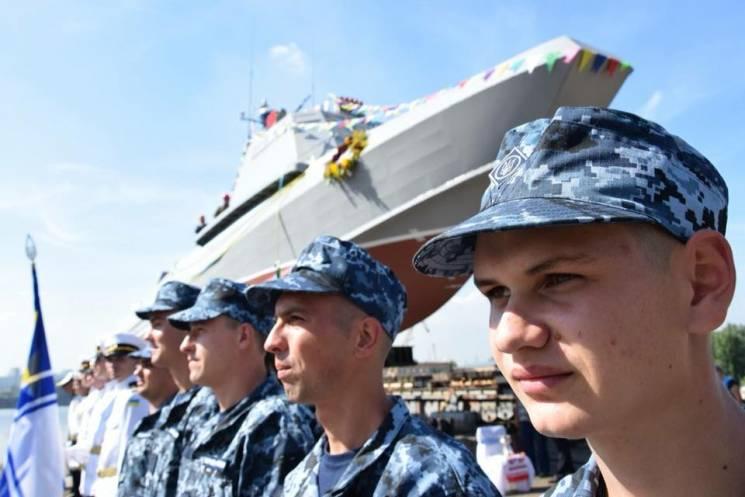 Нахімівці в строю: Чому новими кораблями ВМС командують курсанти з Криму