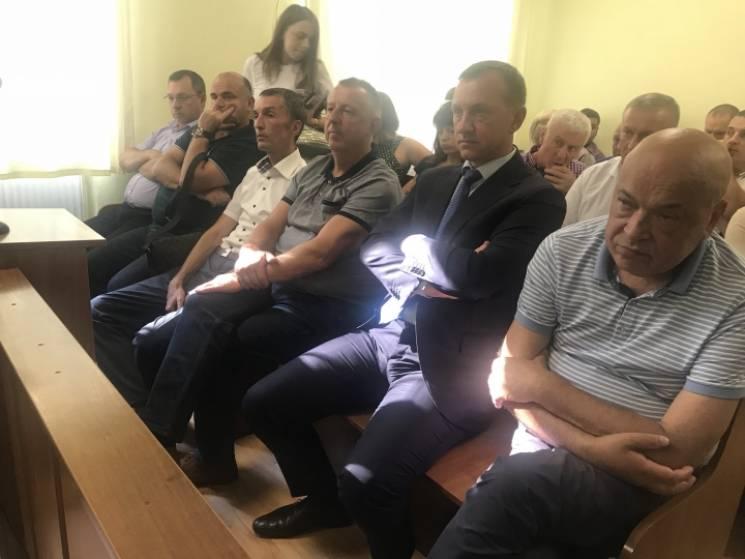 Андріїв залишається: Суддя відмовив у відстороненні мера Ужгорода від посади