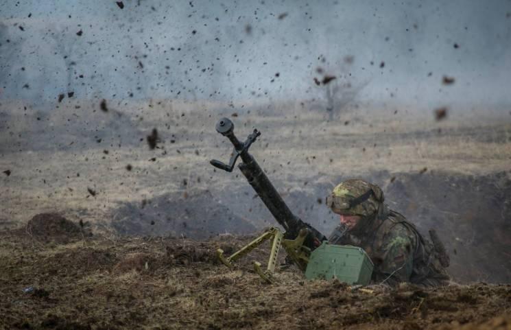Бойовики вгатили із протитанкового ракетного комплексу, у лавах ЗСУ є поранені