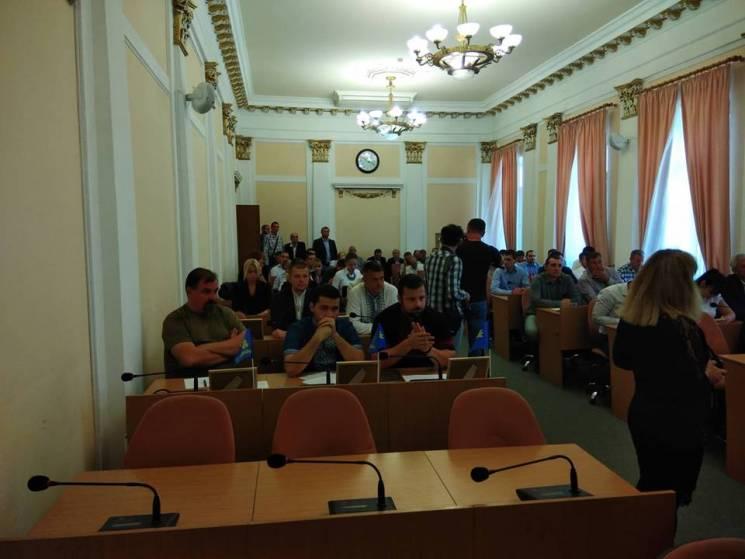 На сесії Полтавської міськради ухвалили новий склад виконкому (ФОТО)