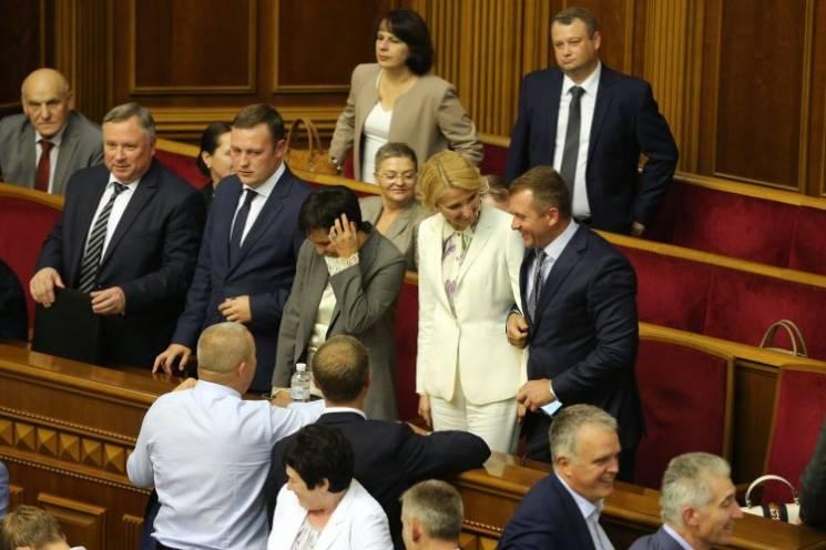 Рада затвердила новий склад ЦВК (ОНОВЛЕНО)