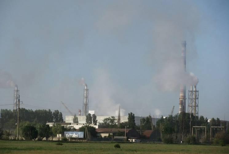 Україна хоче вдарити санкціями по хімічних компаніях Криму