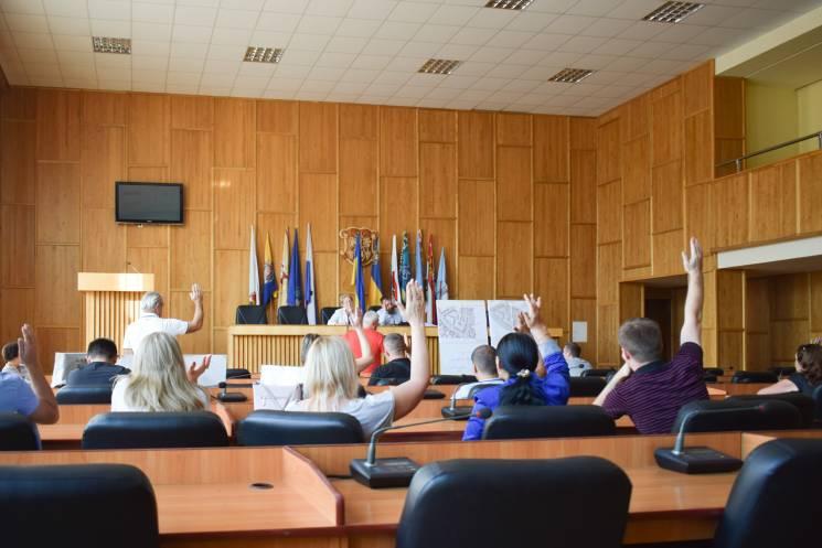 Детальні плани 11 територій в Ужгороді о…