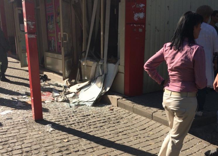 Стали відомі подробиці про постраждалих від вибуху гранати у Донецьку