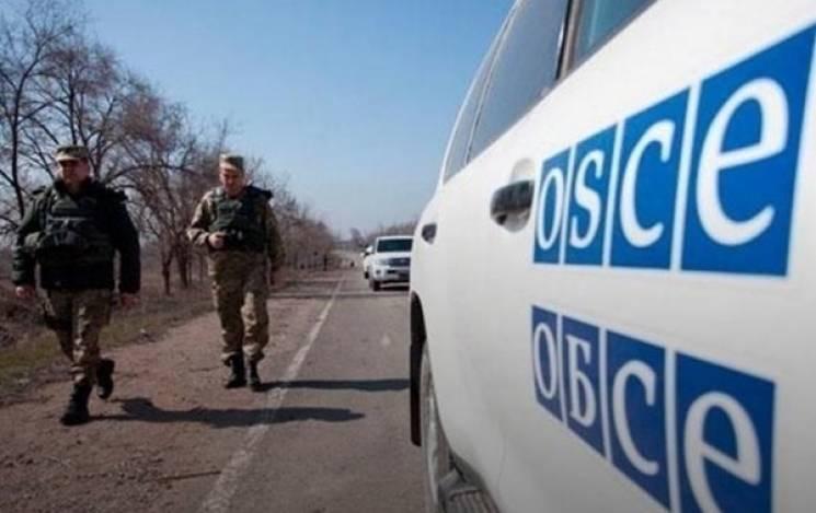 В ОБСЄ побачили регрес у відведенні зброї на Донбасі